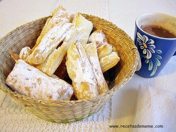 Hojaldritos con mermelada de n speros recetas de mem for Cocinar nisperos